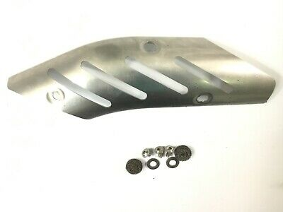 bmw r1200gs 2012 Exhaust system cover protection 18127713623