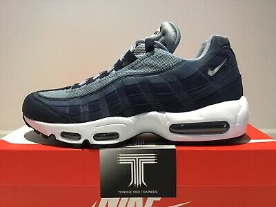 NIKE AIR MAX 95 SC Dark Obsidian Blue ~ CJ4595 400 ~ Uk Size