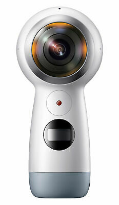 NEW GENUINE Samsung Gear 360 Camera 2017 Dual Lens 4k UK Version