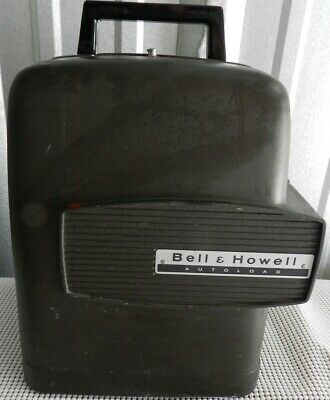 Vintage Bell & Howell Super Eight Autoload 346A 8mm Projector