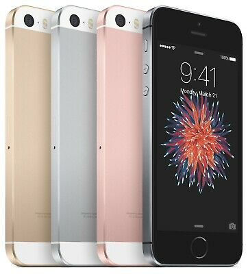 Apple iPhone SE | Boxed Mobile Smartphone/Handset (Model: A1723)