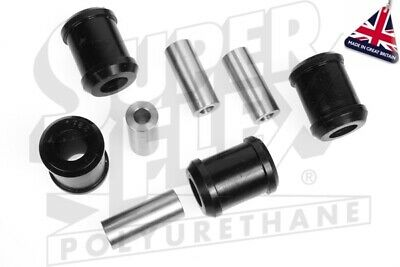 Superflex Polyurethane Rear Lower Lateral Link Inner & Outer Kit Rover 400