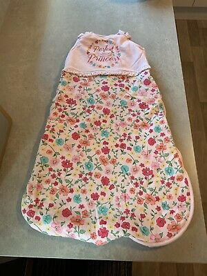 2x Baby Girls sleep bag 0-6months