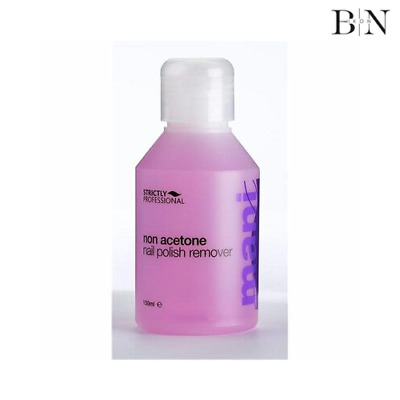 Strictly Professional Non- Acetone Nail Professional Remover 150ml
