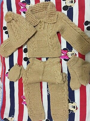 Handmade Baby Outfit 9-12 Months