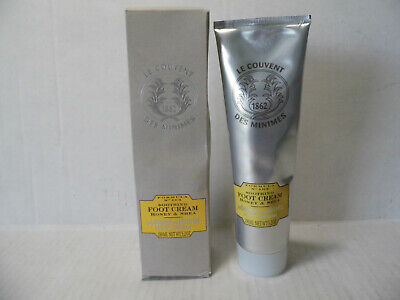 Le Couvent des Minimes Formula No. 103 Soothing Foot Cream Honey & Shea 5.2 oz