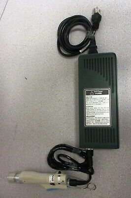 Hios CL 2000 with Hios Power Supply CLT-60, 5-pin power cord, and regular power