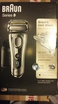 Damaged box Braun Series 9 9292cc electric shaver