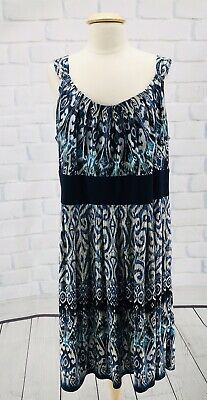 RM Richards Woman Size 22 Dress Stretch Sleeveless