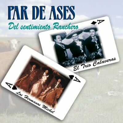 Trio Calav Trio Hermanos Mi...-Par De Ases Del Sentimiento Ra (US IMPORT) CD NEW