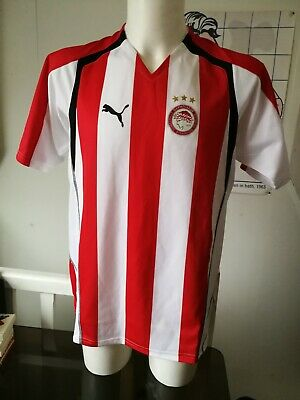 Maillot Football Olympiacos Pirée Puma taille xl domicile