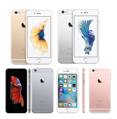 "4.7""Apple iPhone 6S 16/ 32/ 64/ 128GB GSM Factory Unlocked 4G LTE iOS Smartphone"