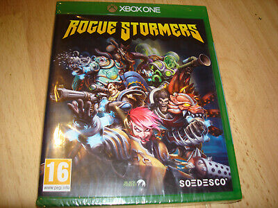 ROGUE STORMERS ** NEW & SEALED ** Microsoft Xbox One Game