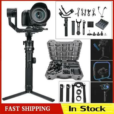 Feiyu AK4500 3-Axis Stabilized Gimbal Basic Kit for Camera with Dual Hand Grip
