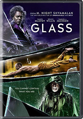 Glass (2019)-Glass (2019) (Us Import) Dvd New