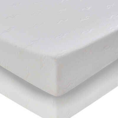 ROLLED MATTRESS NO SPRING 4ft6 MEMORY FOAM ORTHOPEADIC MATTRESS 12cm