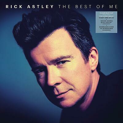 Rick Astley - The Best of Me 2 VINYL LP NEW (24TH OCT)