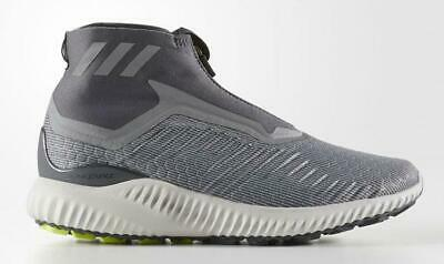NEW ADIDAS ALPHABOUNCE 5.8 ZIP SHOES BW1386 Black Utility