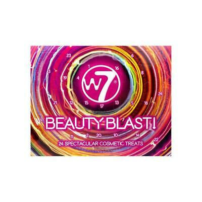 W7 Beauty Blast Cosmetic Treats Advent Calendar