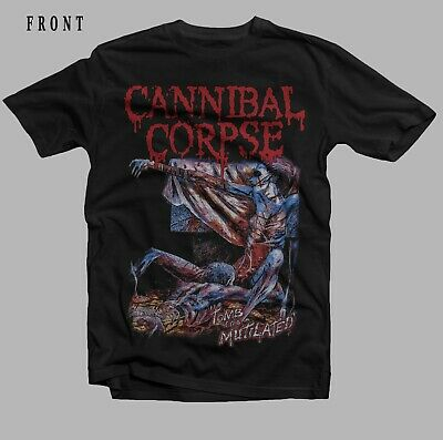 CANNIBAL CORPSE-Tomb of the Mutilated-Death metal ,T-shirt-SIZES: S to 7XL