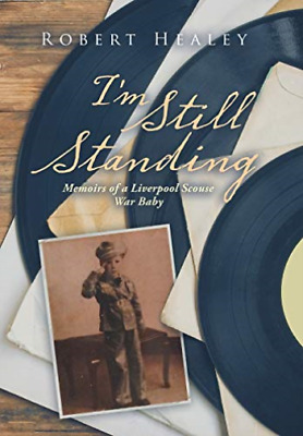 Healey Robert-Im Still Standing (US IMPORT) HBOOK NEU