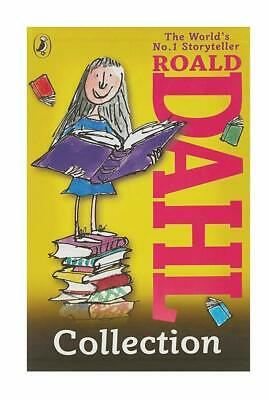 Roald Dahl Collection 15 Books (Collection)