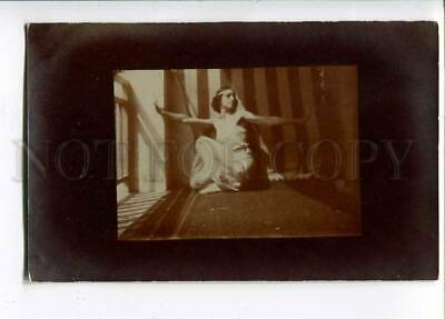 262899 Ida RUBINSTEIN Russia BALLET Dancer Vintage PHOTO RARE