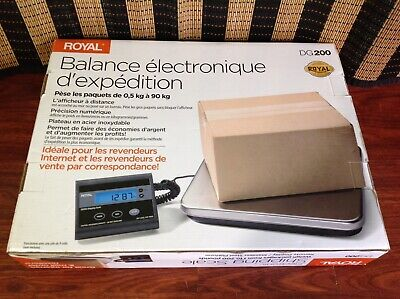 NEW Scale Electronic Royal NEW in BOX