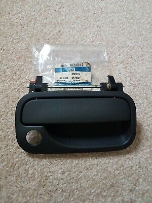 Genuine Vauxhall Corsa 1993-2002 Drivers Side Front Door Handle - 90543815