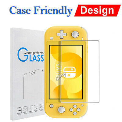 For Nintendo Switch Lite Tempered Glass Anti Scratch Screen Protector Film Guard