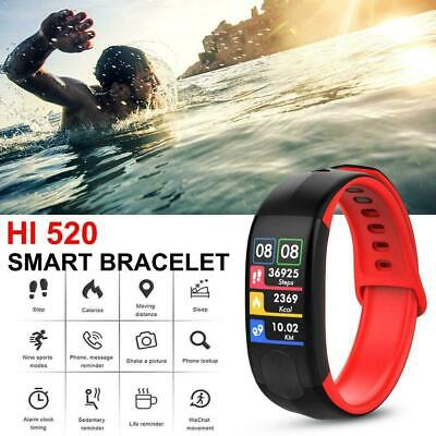 Braccialetto intelligente impermeabile Tracker Sport Wristband Sleeping ECG IT