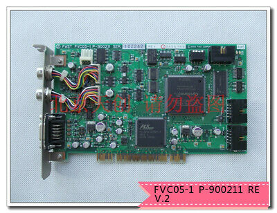 For used EXPRESS FAST FVC05-1 P-900211 REV.2 board