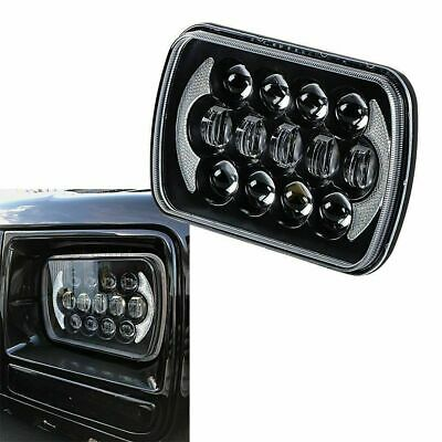 """LED Upgrade Head Light 5X7"""" Fits HILUX Headkight Replacement High low beam H4"""