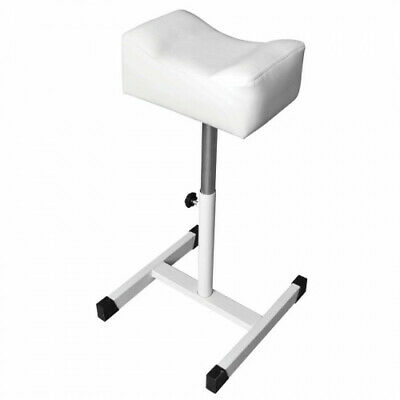 Pedicure Footrest SPA for Beauty Salons White