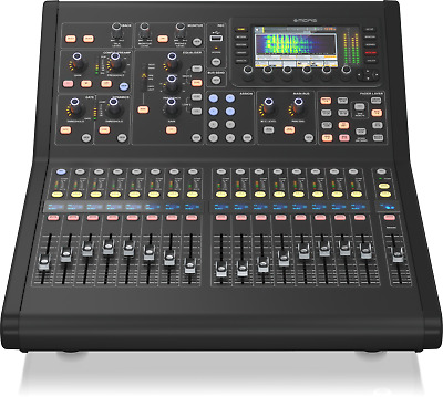 Midas M32R LIVE Digital Mixing Console, 40 Input Channel, 25 Mix Bus Audio Mixer