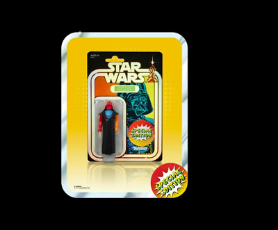 SDCC Darth Vader Retro Prototype Hasbro Kenner Style Target Figure All Colors
