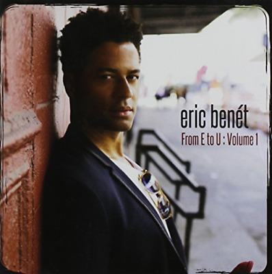 Benet,Eric-From E To U Volume 1 (Asia) (Us Import) Cd New