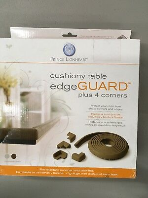 Prince Lionheart Table Edge Guard with 4 Corners (open Box)