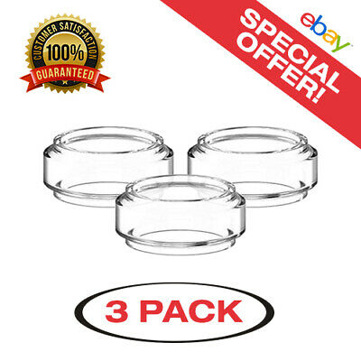 3 Pack of V9 Max Replacement Glass - Same Day USA Shipping!