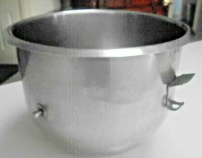 Stainless Steel Hobart Mixing Bowl 20 quartz Bowl Retro Commercial Mixing Bowl