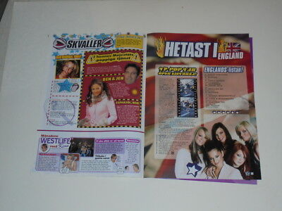 Madonna Nelly Rowland Mariah Carey Minogue Twain Lopez Spears clippings Sweden