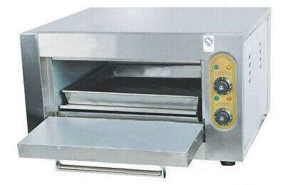 3.2kW Electric Commercial Catering Countertop Bread Chicken Cake Baking Oven CC
