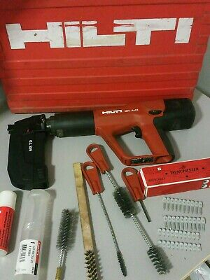Hilti Nail Gun Dx A41 With  Magazine
