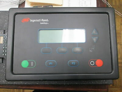 Ingersoll Rand SGN Intellisys Controller Part#. 54641196 120V 1PH PLC Control