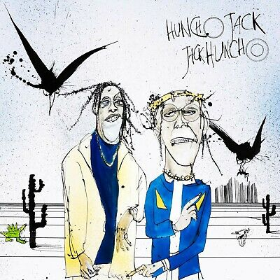 "Quavo & Travis Scott Huncho Jack poster decor photo print 16"", 20"", 24"" sizes"