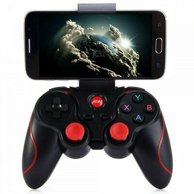 Wireless Bluetooth Gamepad IOS Controller Remote Game For Android Phone PC New