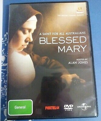 Blessed Mary ~ A Saint For All Australians DVD