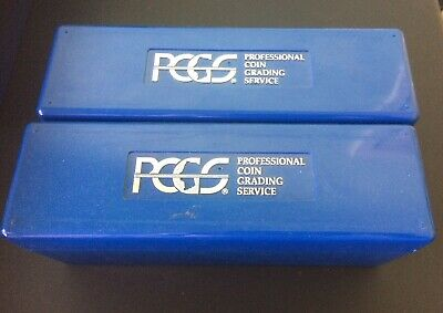 PCGS Boxes 2 For $33