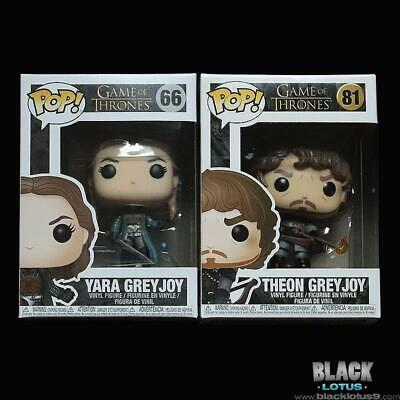 Funko Pop! Yara Theon Greyjoy with Flaming Arrow Game of Thrones IN STOCK Pop 81