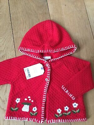 Next Baby Girls Brand New With Tags Cardigan 3-6 Months